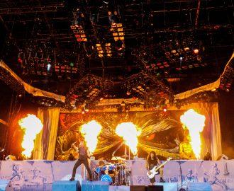 Bandet Iron Maiden